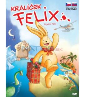 Králiček Felix (Felix - Ein Hase auf Weltreise) DVD
