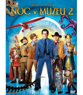 Noc v muzeu 2 (Night at the Museum: Battle of the Smithsonian) DVD