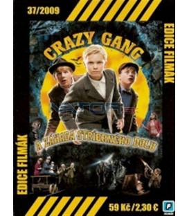 Crazy gang a záhada stříbrného dolu (Olsenbanden Jr. Sølvgruvens hemmelighet) DVD