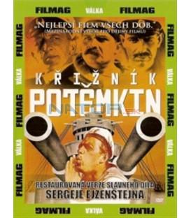 Křižník Potěmkin DVD (Bronenosec Poťomkin)