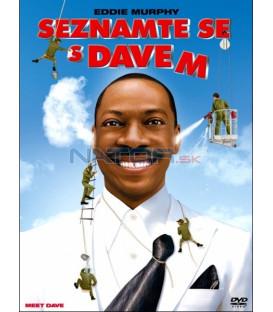 Seznamte se s Davem (Meet Dave) DVD