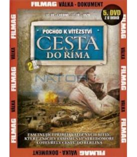 Pochod k vítězství - Cesta do Říma 5. DVD (Road to Rome)