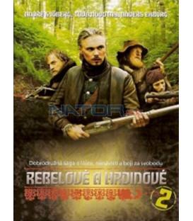 Rebelové a hrdinové 2 (Snapphanar) DVD