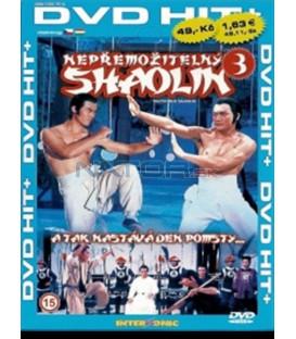 Nepřemožitelný Shaolin (Invincible Shaolin)