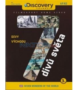 7 divů světa 3. - Divy Východu (The Seven Wonders of the World - Wonders of the East) DVD