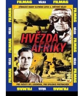 Hvězda Afriky DVD  (Der Stern von Afrika) DVD