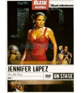 Jennifer Lopez - Let´s Get Loud DVD
