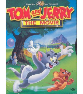 Tom a Jerry - Film (Tom and Jerry-The Movie) DVD