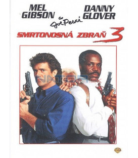 Smrtonosná zbraň 3 (Lethal Weapon 3) DVD
