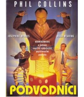 Podvodníci (Frauds) DVD