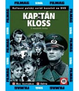 Kapitán Kloss 7 - díly 13 a 14 (Stawka wieksza niz zycie) DVD