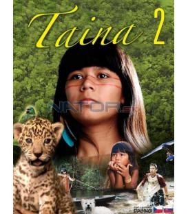 Taina 2 (Tainá 2 - A aventura continua) DVD