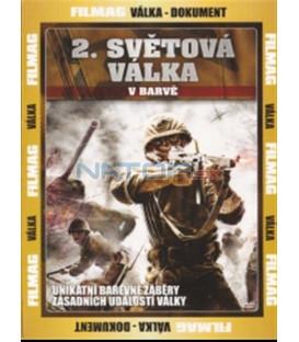 2. světová válka v barvě (WWII in Color)  DVD