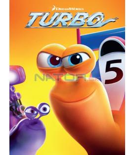 TURBO 2013 (TURBO)  (big face edice II.) DVD