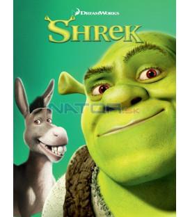 Shrek (big face edice II.) DVD