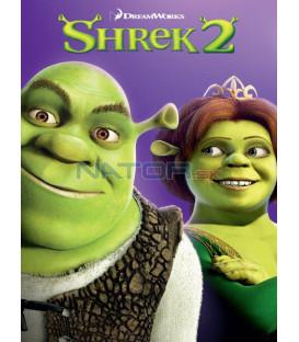 Shrek 2 (big face edice II.) DVD