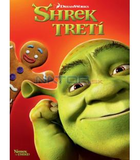 Shrek Tretí (Shrek the Third) Big Face DVD (SK OBAL)
