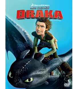 Ako vycvičiť draka (How to Train Your Dragon) (big face edice II.) DVD (SK OBAL)