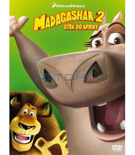 Madagaskar 2: Útěk do Afriky (Madagascar: Escape 2 Africa) (big face edice II.) DVD