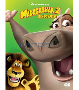 Madagaskar 2: Útěk do Afriky (Madagascar: Escape 2 Africa) (big face edice II.) DVD (SK OBAL)