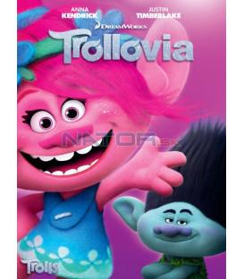 Trollovia (Trolls)  DVD (big face edice II.) (SK OBAL)