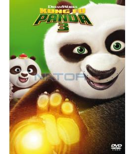 KUNG FU PANDA 3  DVD (big face edice II.) (SK OBAL)