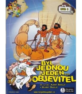Byl jednou jeden... objevitel - DVD 1(Il était une fois... les explorateurs)