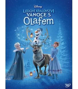 Ledové království: Vánoce s Olafem 2017 (Olafs Frozen Adventure) DVD