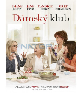 Dámský klub 2018 (Book Club) DVD