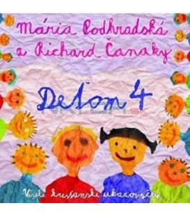 CD Mária Podhradská a Richard Čanaky- Deťom 4