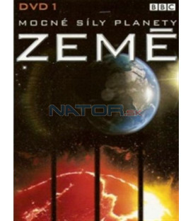 Mocné síly planety Země - DVD 1 - Sopky (Earth: The Power of the Planet - Volcano) DVD