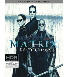 Matrix Revolutions (The Matrix Revolutions) 3BD (UHD+BD+bonus disk)