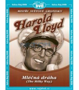 Mléčná dráha-Harold Lloyd (The Milky Way) DVD