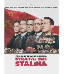 Ztratili jsme Stalina 2017 DVD