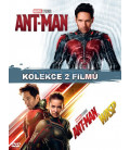 Ant-Man kolekce 1.-2. 2DVD   (Ant-Man + Ant-Man and the Wasp) DVD
