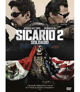 SICARIO 2: SOLDADO 2018 DVD