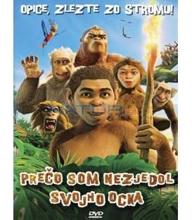 Prečo som nezjedol svojho ocka 2015 (Animal Kingdom: Lets Go Ape) DVD