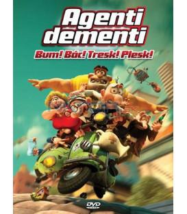 Agenti Dementi 2014 (Agenti Dementi) DVD