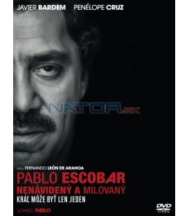 Pablo Escobar: Nenávidený a milovaný 2017 (Loving Pablo) DVD (SK OBAL)