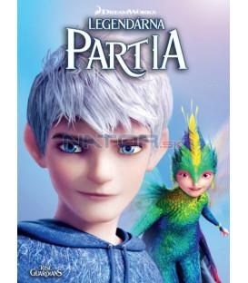 Legendárna partia (Rise of the Guardians) Big Face DVD (SK OBAL)