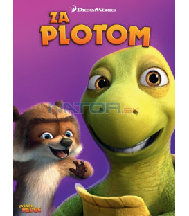 Za plotom (Over the Hedge) Big Face II DVD (SK OBAL)
