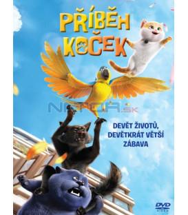 Smelé mačiatko / Příběh koček 2018 (Cats and Peachtopia) DVD