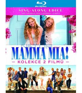 Mamma Mia! / Mamma Mia! Here We Go Again - kolekce - 2XBlu-ray