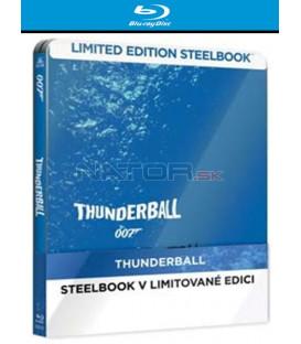 BOND - THUNDERBALL - Blu-ray STEELBOOK