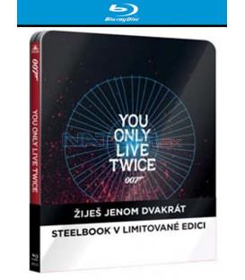 BOND - ŽIJEŠ JENOM DVAKRÁT (You Only Live Twice ) - Blu-ray STEELBOOK