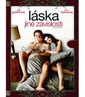 Láska a jiné závislosti ( Love and Other Drugs) DVD KNIŽNÉ ADAPTÁCIE