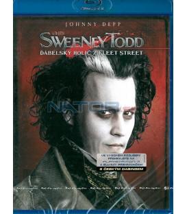 Sweeney Todd: Ďábelský holič z Fleet Street (Blu-ray)  (Sweeney Todd: The Demon Barber of Fleet Street)