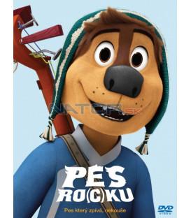 Bodi: Psia Superstar - Pes rocku (Rock Dog) DVD