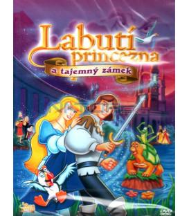 Labutí princezna a tajemný zámek DVD