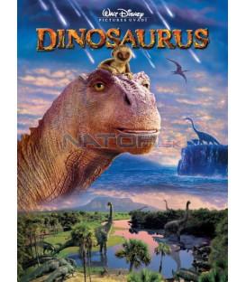 Dinosaurus SK/CZ dabing DVD